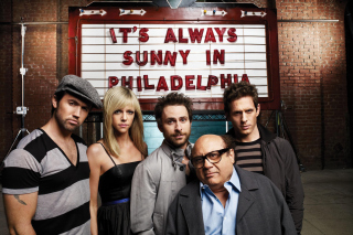 Free Its Always Sunny in Philadelphia Picture for Android, iPhone and iPad