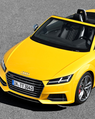 Free Audi TT Roadster Picture for Nokia C6