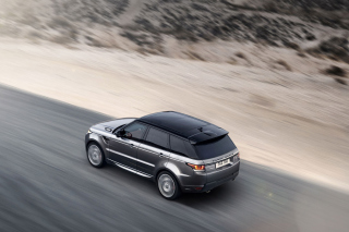 Land Rover Range Rover Background for Android, iPhone and iPad