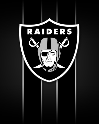 Oakland Raiders Wallpaper for 640x1136