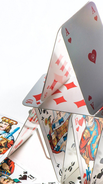 Screenshot №1 pro téma Deck of playing cards 360x640