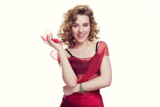 Scarlett Johansson Wallpaper for Android, iPhone and iPad