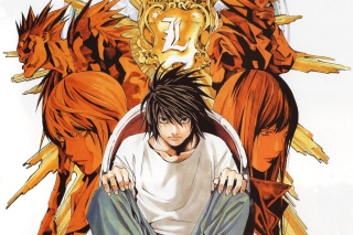 Death Note Picture for HTC EVO 4G