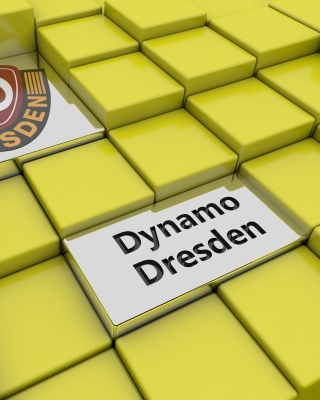 Dynamo Dresden Background for Nokia C5-06