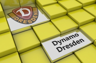 Dynamo Dresden Background for HTC EVO 4G