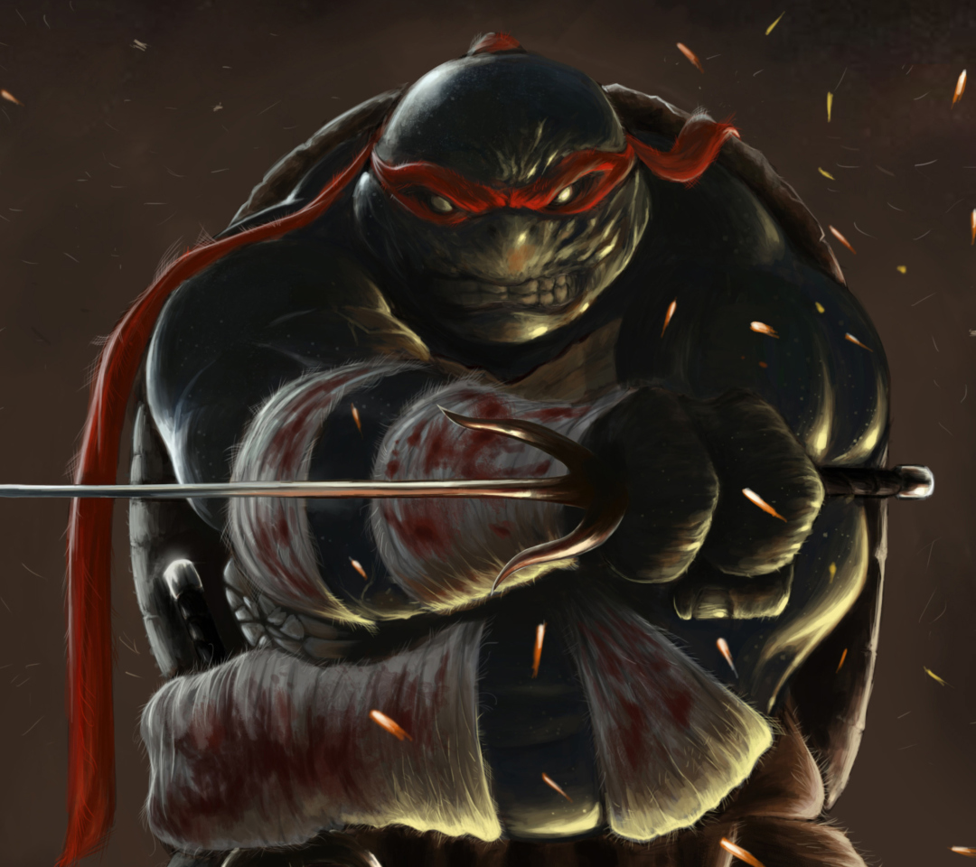 Teenage Mutant Ninja Turtles para Motorola RAZR XT910
