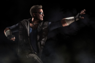 Free Johnny Cage Mortal Kombat 10 Picture for Android, iPhone and iPad