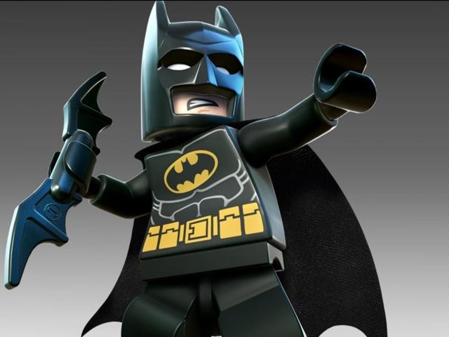 Lego Batman para Sony Ericsson XPERIA X8