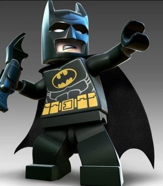 Lego Batman Picture for Nokia Asha 305