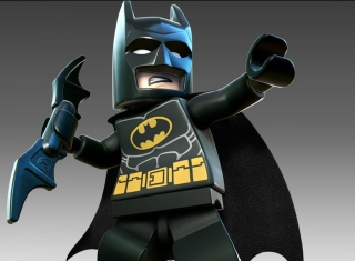 Lego Batman Background for Android, iPhone and iPad
