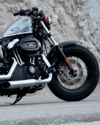 Free Harley Davidson Sportster 1200 Picture for 240x320