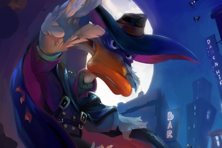 Darkwing Duck TV Series wallpaper