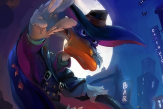 Kostenloses Darkwing Duck TV Series Wallpaper für Samsung Galaxy S6