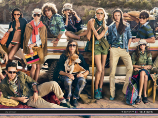 Tommy Hilfiger Spring sfondi gratuiti per cellulari Android, iPhone, iPad e desktop