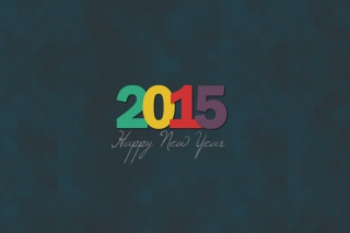 Happy New Year 2015 sfondi gratuiti per cellulari Android, iPhone, iPad e desktop