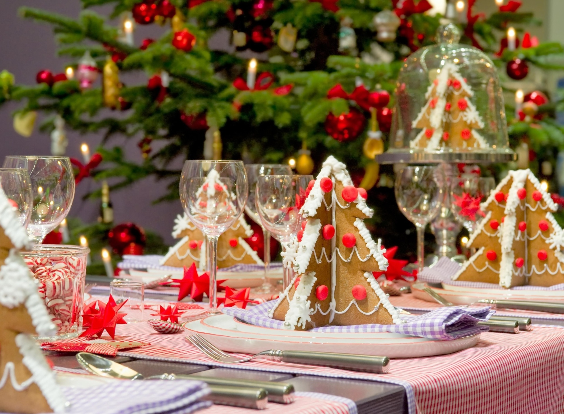 Screenshot №1 pro téma Christmas Table Decorations Ideas 1920x1408