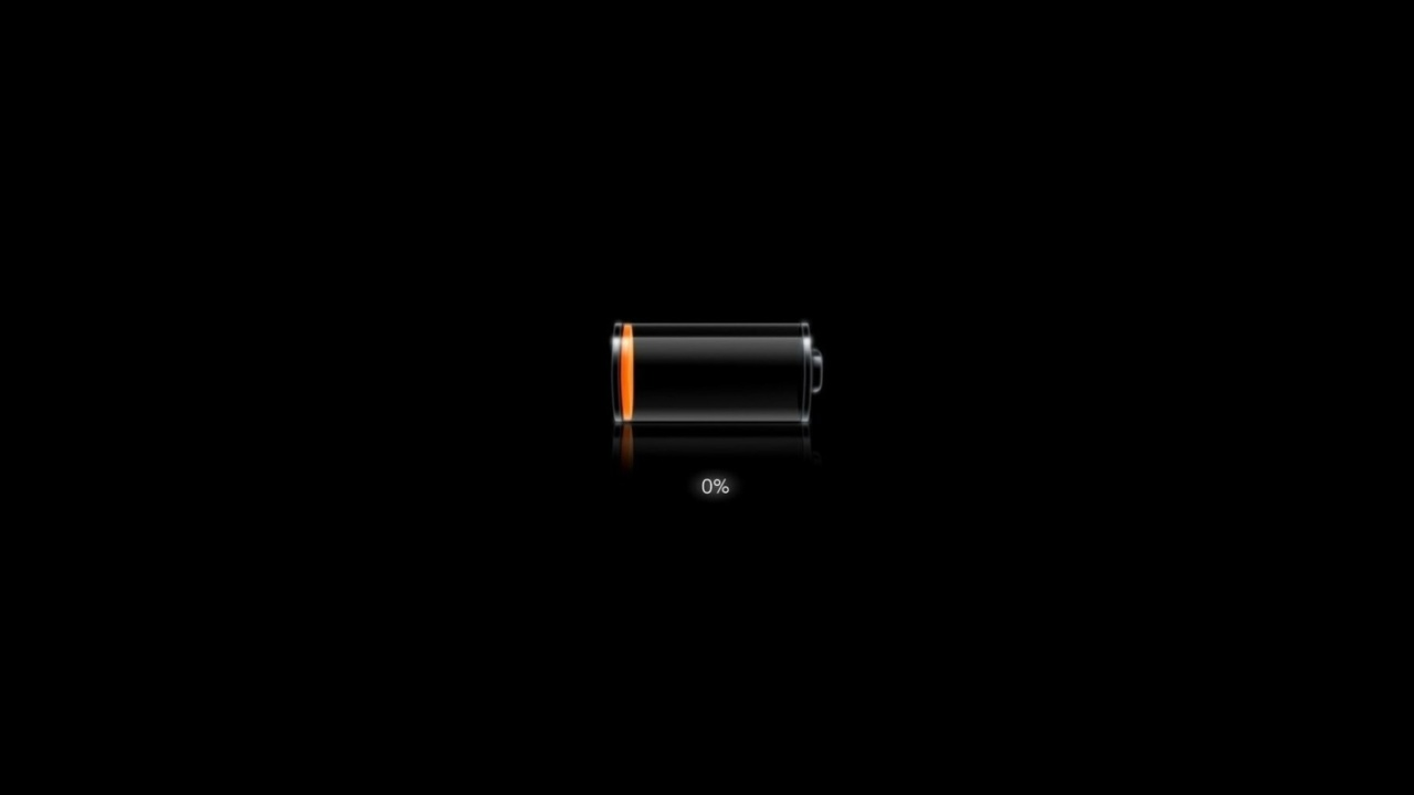Battery Charge wallpaper 1280x720