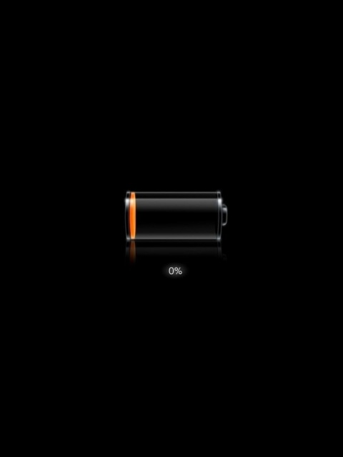 Screenshot №1 pro téma Battery Charge 480x640