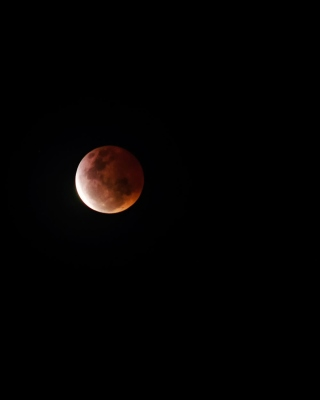 Moon Eclipse Picture for HTC Titan
