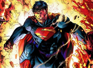 Superman sfondi gratuiti per cellulari Android, iPhone, iPad e desktop