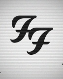 Foo Fighters screenshot #1 128x160