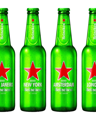 Heineken Cities Background for iPhone 6 Plus