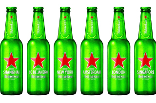 Heineken Cities Wallpaper for 960x800