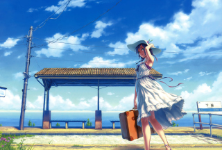 Summer Vacation sfondi gratuiti per Android 720x1280