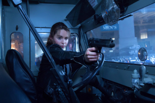 Terminator 5 Genesis Picture for Android, iPhone and iPad