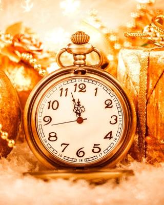 New Year Countdown Timer, Watch sfondi gratuiti per Nokia C6