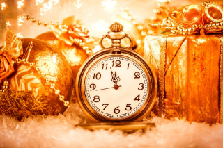 New Year Countdown Timer, Watch - Fondos de pantalla gratis para Samsung Galaxy Ace 4