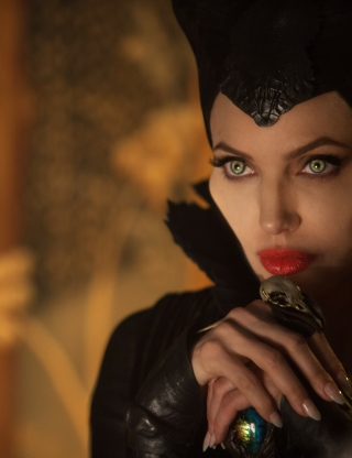 Free Maleficent Picture for Nokia C1-01