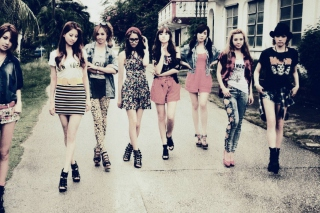 Картинка Girls Generation для андроид