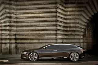 Citroen Numero 9 Background for Android, iPhone and iPad