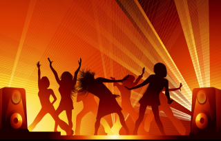 Free Disco Party Picture for Android, iPhone and iPad