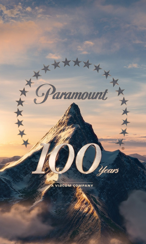 Screenshot №1 pro téma Paramount Pictures 100 Years 480x800