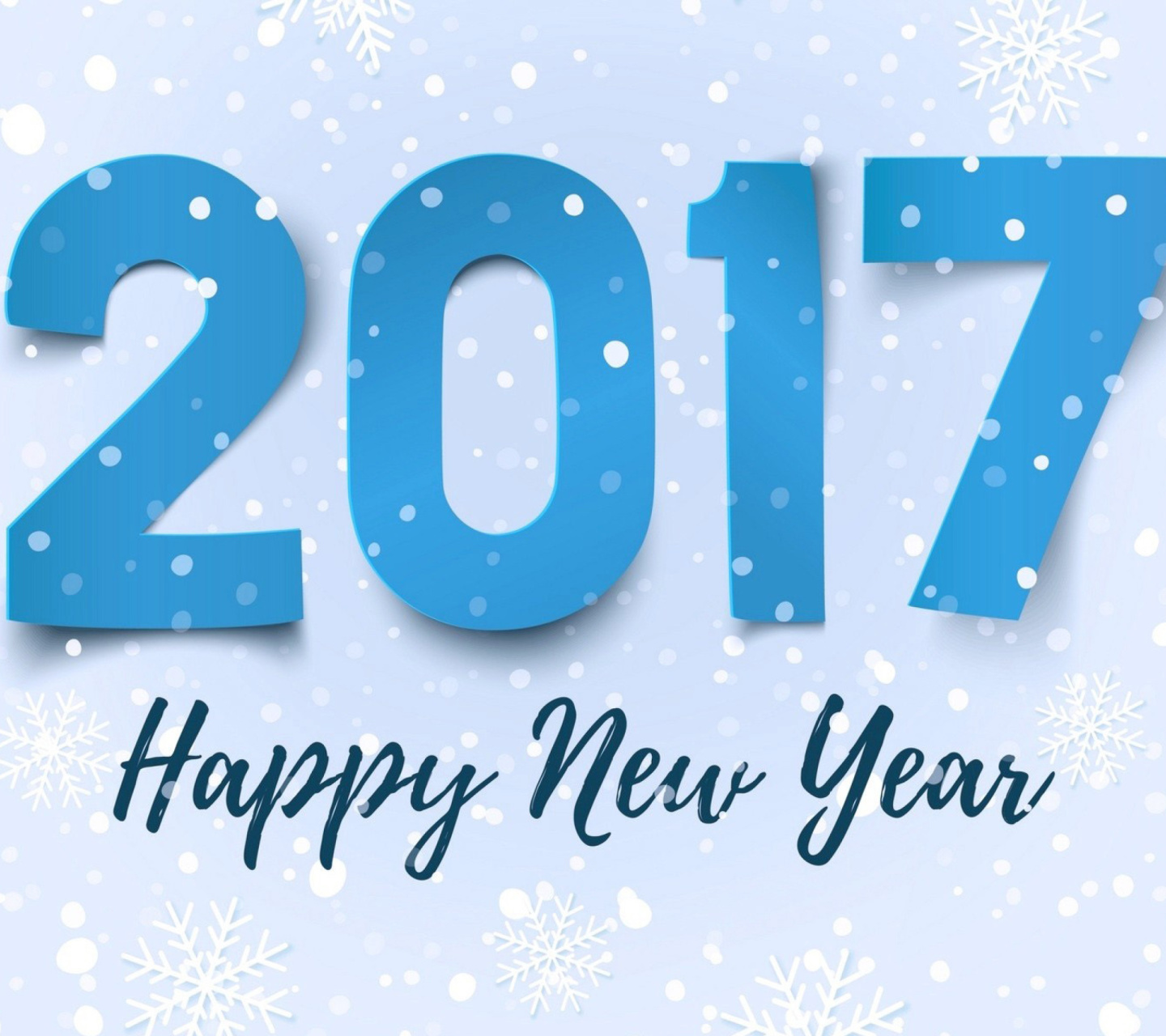Screenshot №1 pro téma Happy New Year 2017 1440x1280