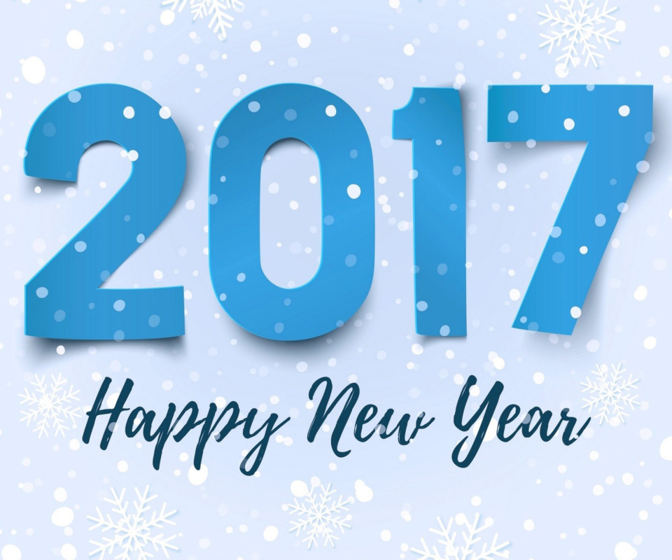 Screenshot №1 pro téma Happy New Year 2017 960x800