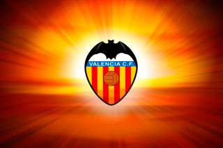 Valencia Cf Uefa Background for 1400x1050