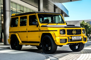 2015 DMC Mercedes Benz G88 Picture for Android, iPhone and iPad