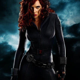 Black Widow Picture for 208x208