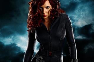 Black Widow Picture for 1200x1024