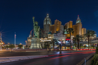 Las Vegas Luxury Hotel Background for Android, iPhone and iPad