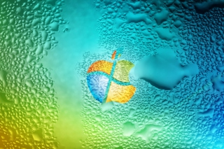Kostenloses Apple And Windows Wallpaper für Android, iPhone und iPad