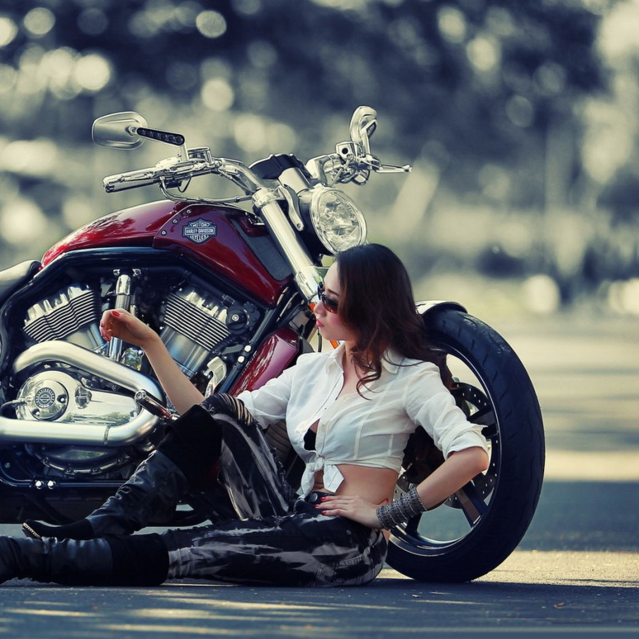 Motorcycle chicks pictures, home cum shot teen