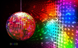 Disco Ball Picture for Android, iPhone and iPad