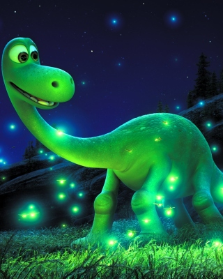 Kostenloses The Good Dinosaur HD Wallpaper für Nokia Lumia 610