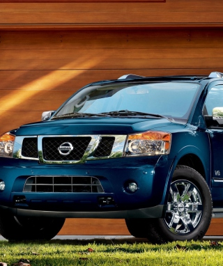 Nissan Armada Picture for 320x480