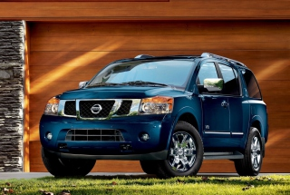 Free Nissan Armada Picture for Android, iPhone and iPad