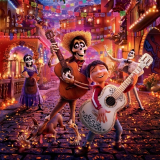 Coco 2017 Film Picture for 208x208